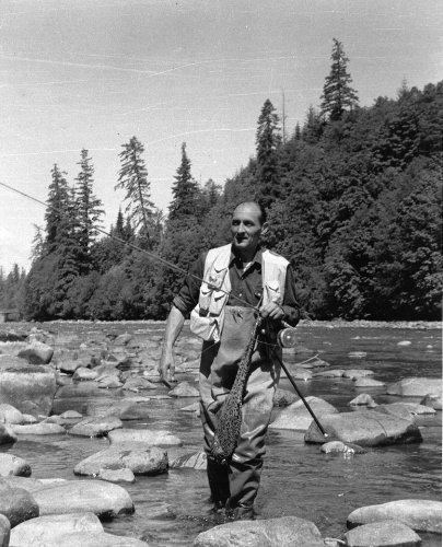 Norman Maclean The Old Man and the River Bronx Banter