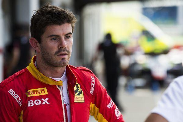 Norman Nato Norman Nato fastest in Silverstone GP2 Qualifying automobilsportcom