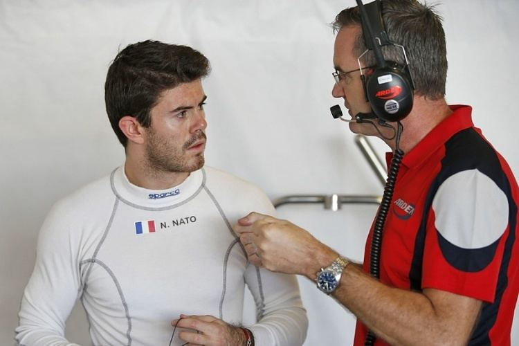 Norman Nato GP2 News GP2 Norman Nato joins Arden for 2015 campaign