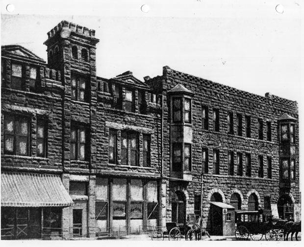 Norman, Oklahoma in the past, History of Norman, Oklahoma