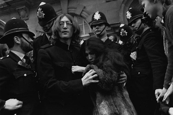 Norman Pilcher The Beatles Arrest History Their NotSoFab Brushes With the Law