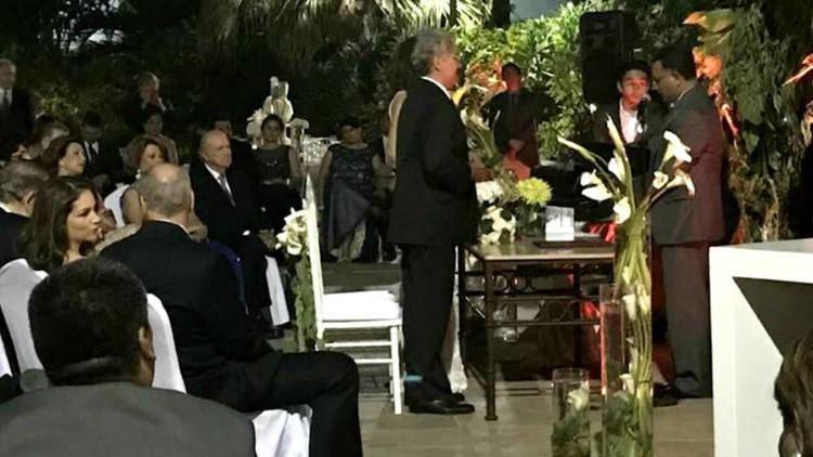 Norman Quijano Fotos La boda del diputado Quijano en un hotel capitalino Diario1
