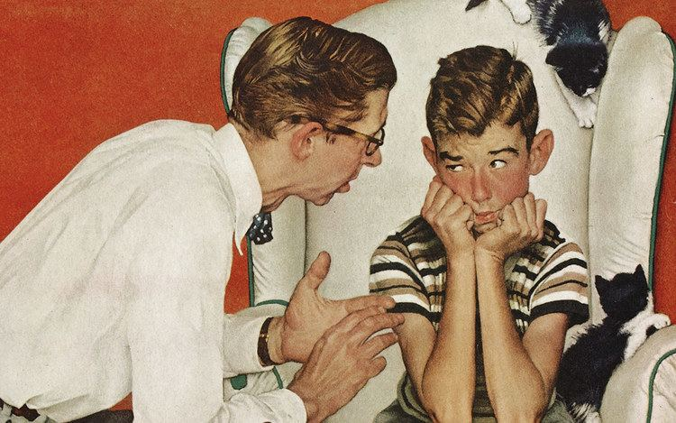Norman Rockwell Norman Rockwell39s Not Gay But Is He a Great Artist