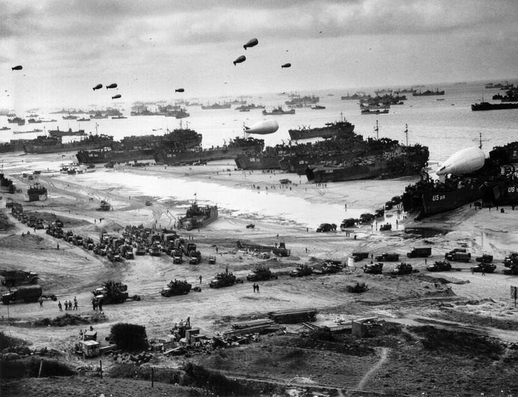 Normandy landings Invasion of Normandy Wikipedia