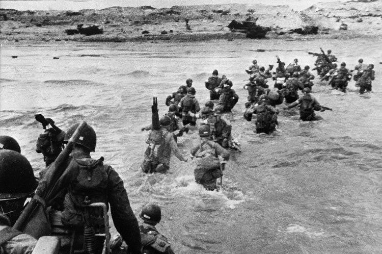 Normandy landings DDay Anniversary The First Few Hours Of The Normandy Landings