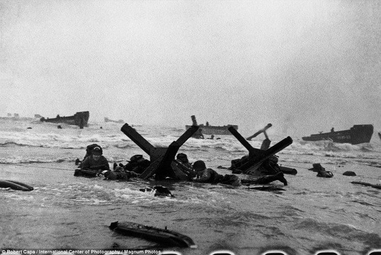 Normandy landings Back on the beaches one final time DDay heroes return to Normandy