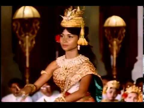 Norodom Buppha Devi A Ceremonial Dance By HRH Princess Norodom Buppha Devi