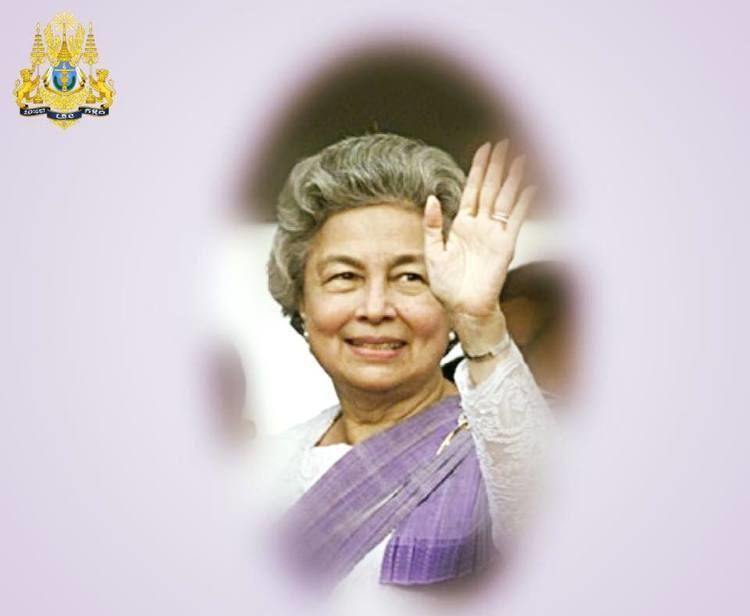 Norodom Monineath To Norodom Monineath Sihanouk Queen mother of Cambodia Koon Khmer