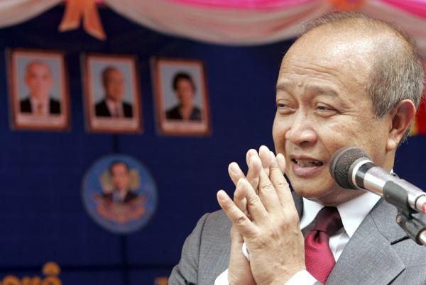 Norodom Ranariddh Week top newsCambodias Hanuman Prince Ranariddh officially