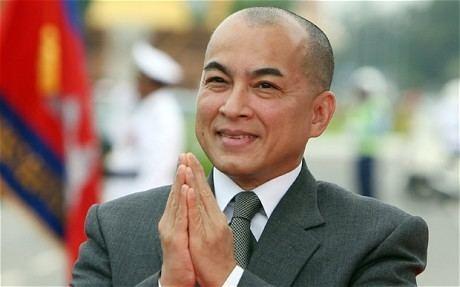 Norodom Sihamoni wwwunofficialroyaltycomwpcontentuploads2014
