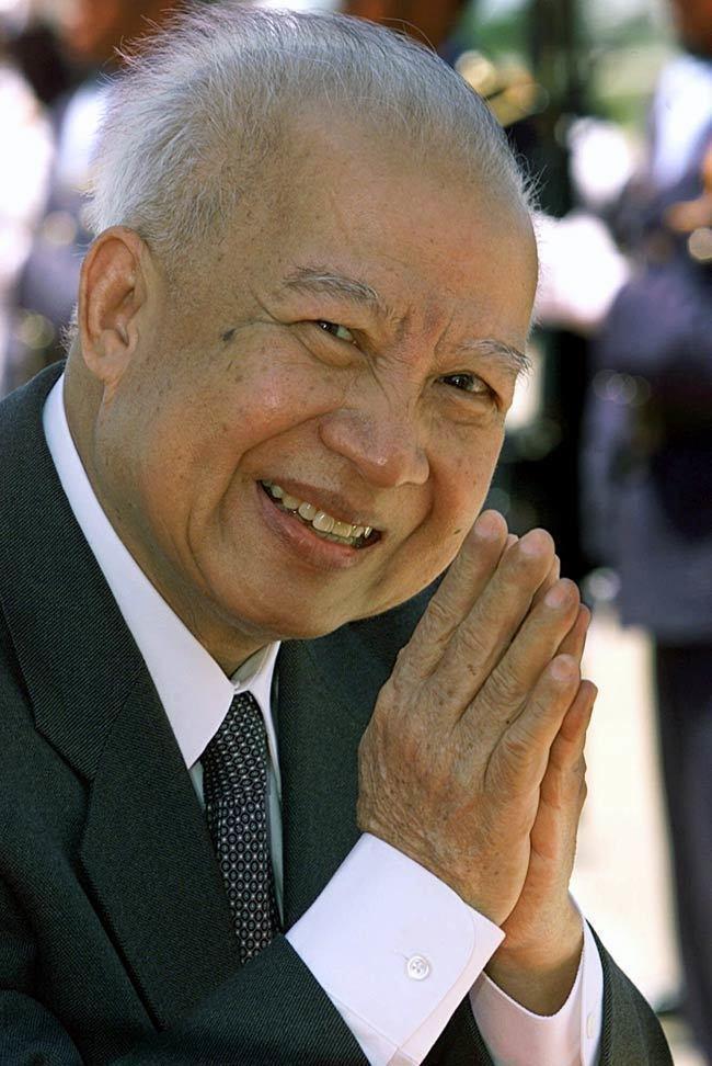 Norodom Sihanouk Cambodia39s former King Norodom Sihanouk dies at 89