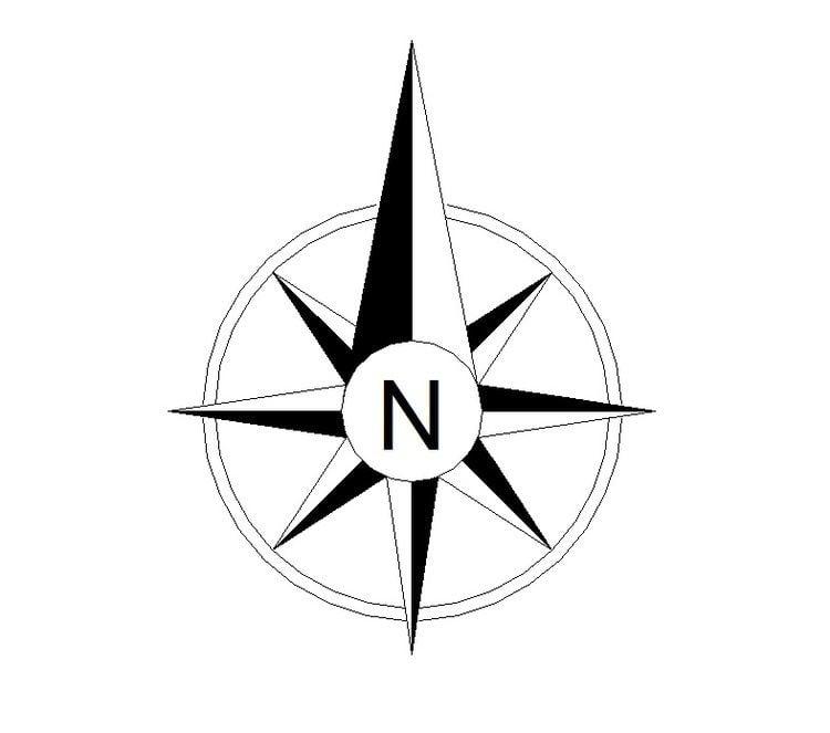 North North Arrow Jpg ClipArt Best