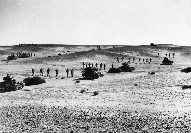 North African Campaign World War II The North African Campaign The Atlantic