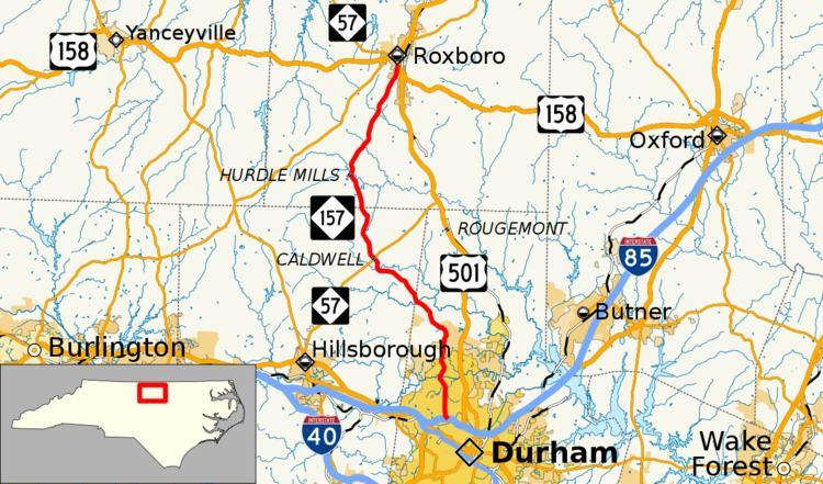 North Carolina Highway 157 Alchetron The Free Social Encyclopedia