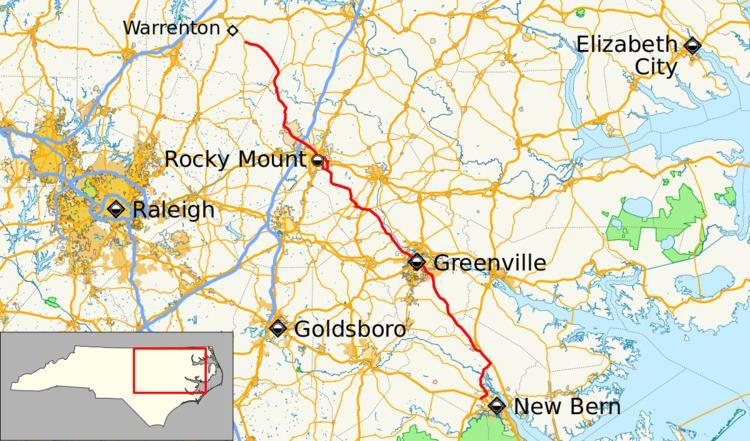 North Carolina Highway 43
