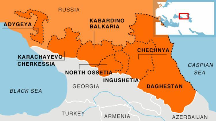 North Caucasus Russia Says IS Fighter Other Militants Killed In North Caucasus
