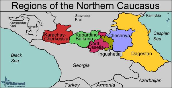 North Caucasus The North Caucasus Cauldron SHELDON KIRSHNER