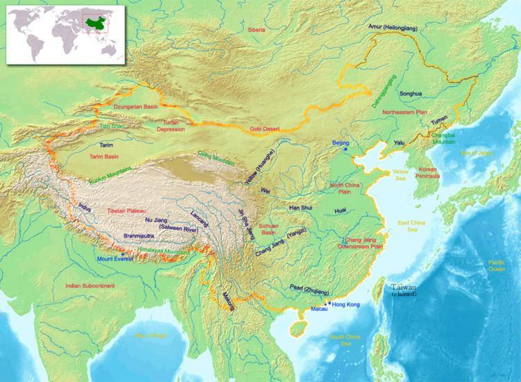 North China Plain North China Plain Wikipedia