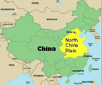 North China Plain Why is the North China Plain in east China Quora