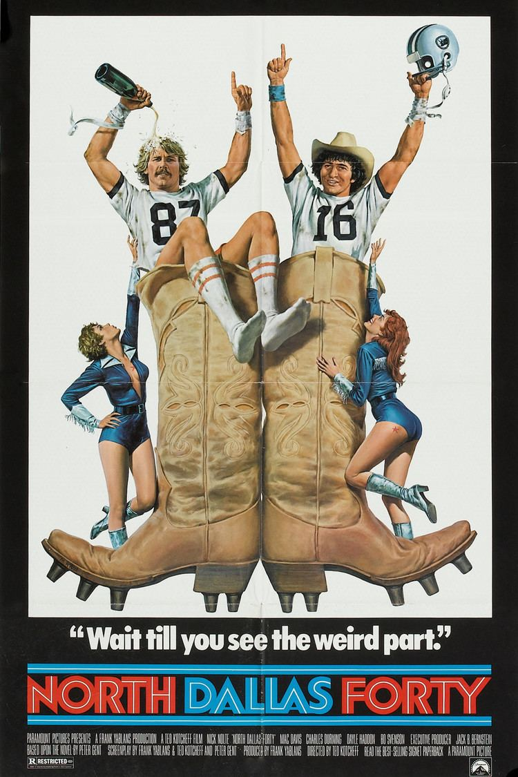 North Dallas Forty wwwgstaticcomtvthumbmovieposters4655p4655p