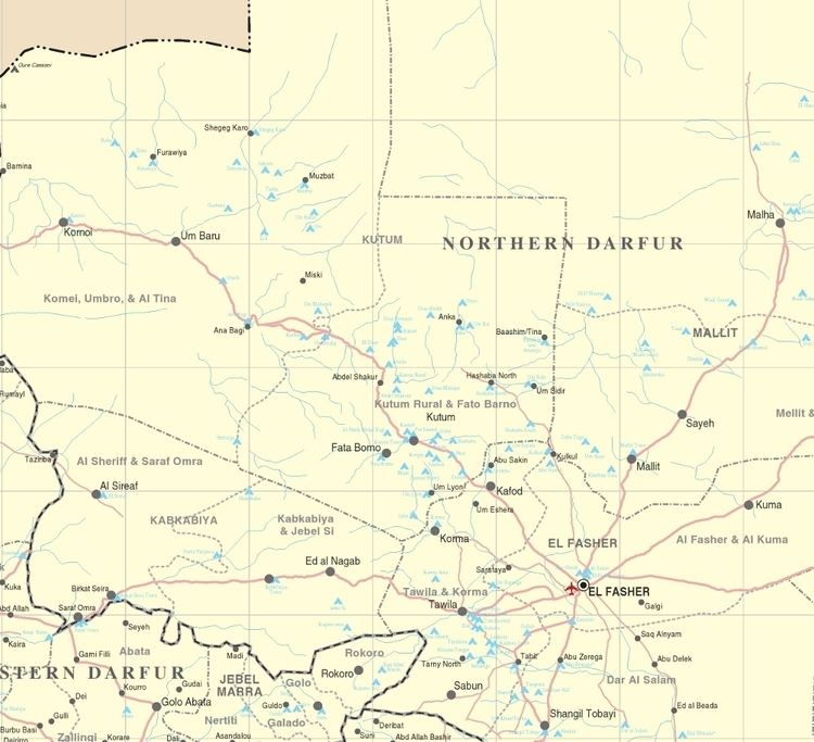 North Darfur North Darfur receives 71 mn USD aid Radio Dabanga