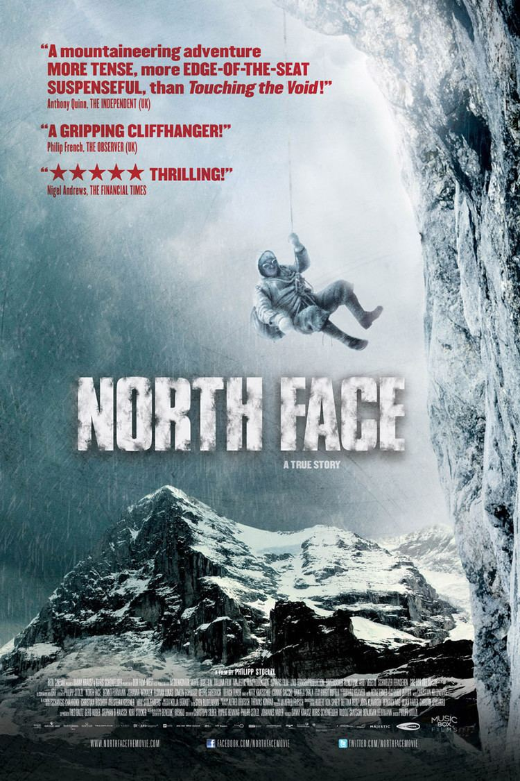 North Face (film) wwwgstaticcomtvthumbmovieposters192628p1926