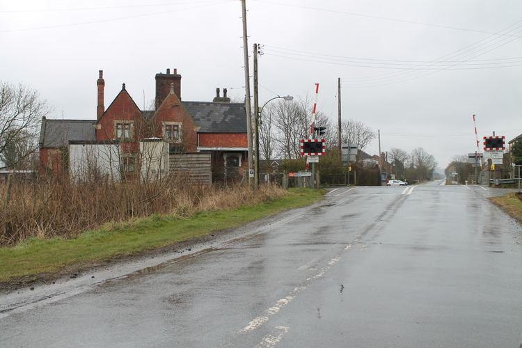 North Kelsey railway station