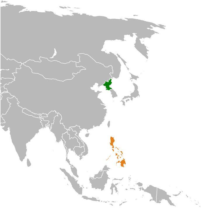 North Korea–Philippines relations