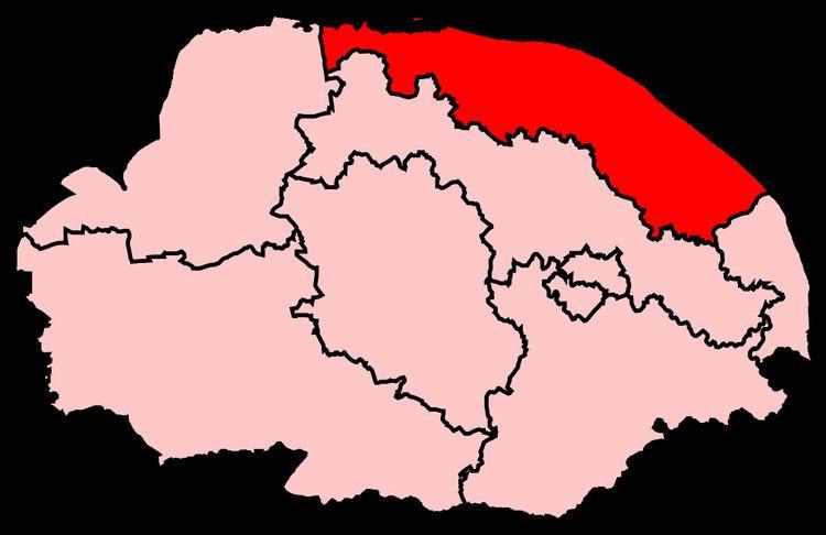 North Norfolk (UK Parliament constituency)