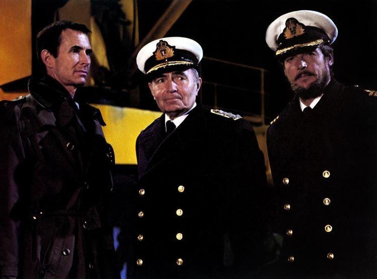 North Sea Hijack movie scenes FFOLKES aka NORTH SEA HIJACK Anthony Perkins James Mason Roger