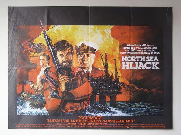 North Sea Hijack movie scenes North Sea Hijack