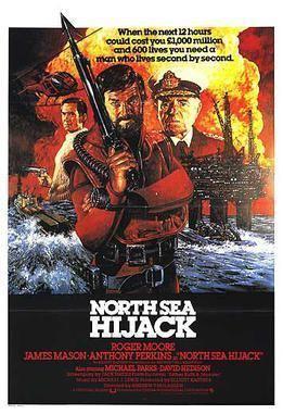 North Sea Hijack movie poster