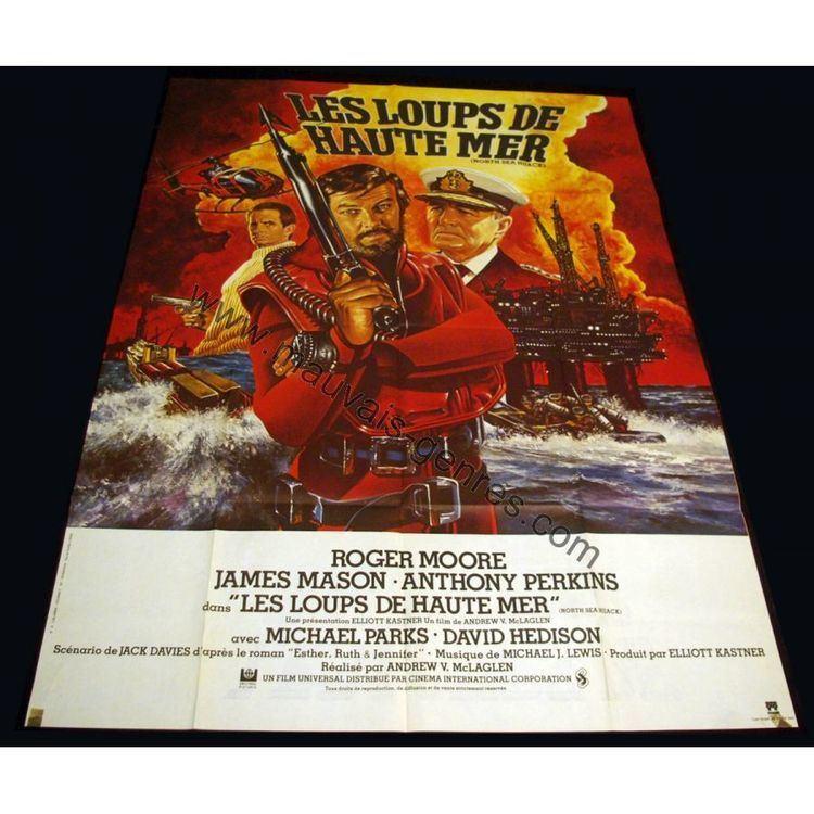 North Sea Hijack movie scenes NORTH SEA HIJACK French Movie