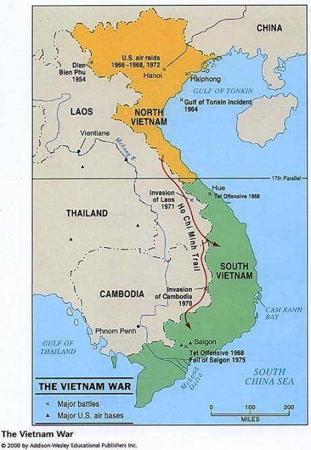 North Vietnam North Vietnam Vietnam War