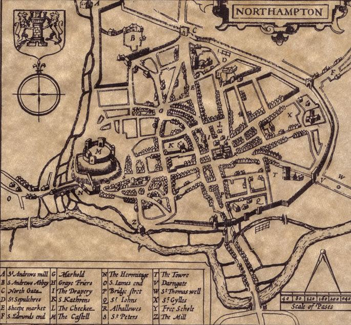 Northamptonshire in the past, History of Northamptonshire