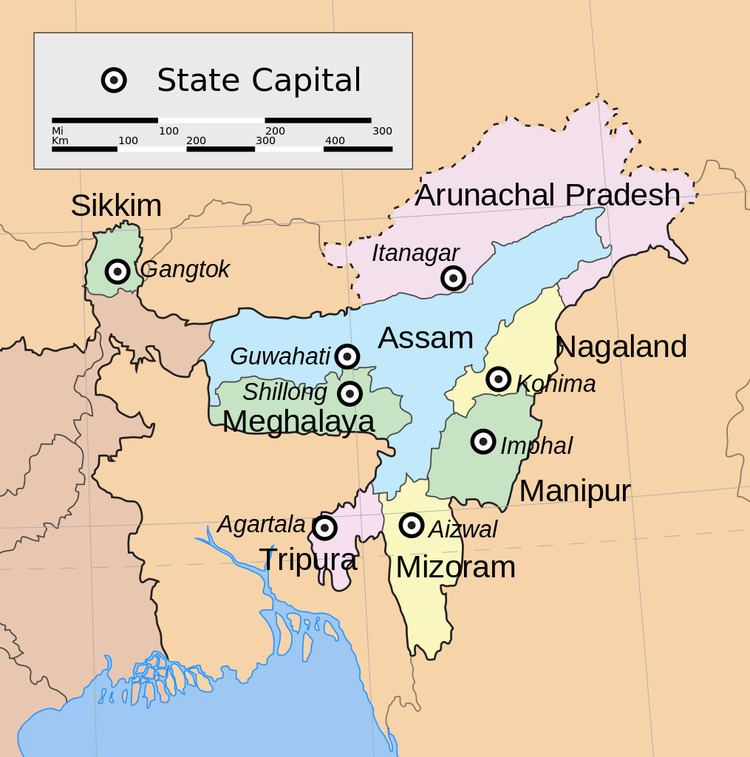 Northeast India Tourism in North East India Wikipedia