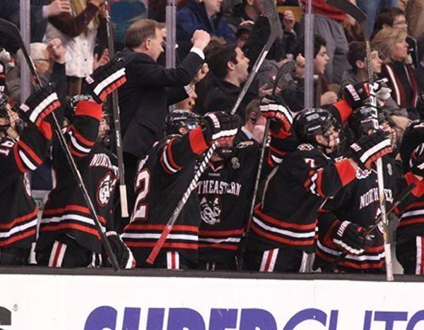 143fe0e7f Northeastern Huskies men s ice hockey Take 5 Men39s hockey39s mustsee games  News Northeastern