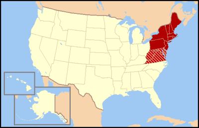 Northeastern United States Northeastern United States New World Encyclopedia
