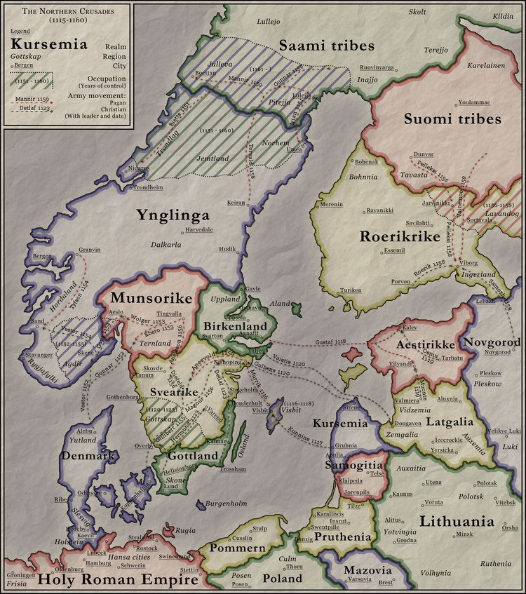 Northern Crusades Northern Crusades by Laiqualasse on DeviantArt