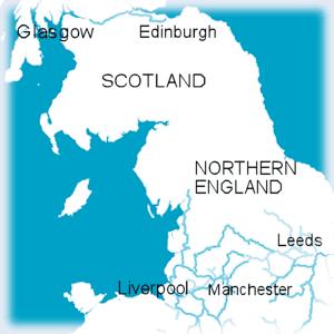 Northern England Northern England amp Scotland waterway cruises