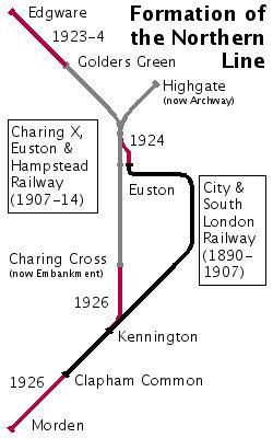 Northern line Northern line Wikipedia