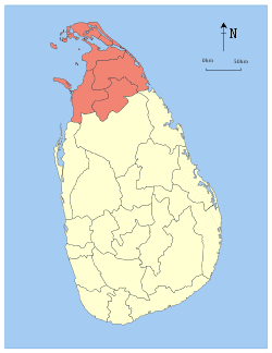 Northern Province Sri Lanka Wikipedia