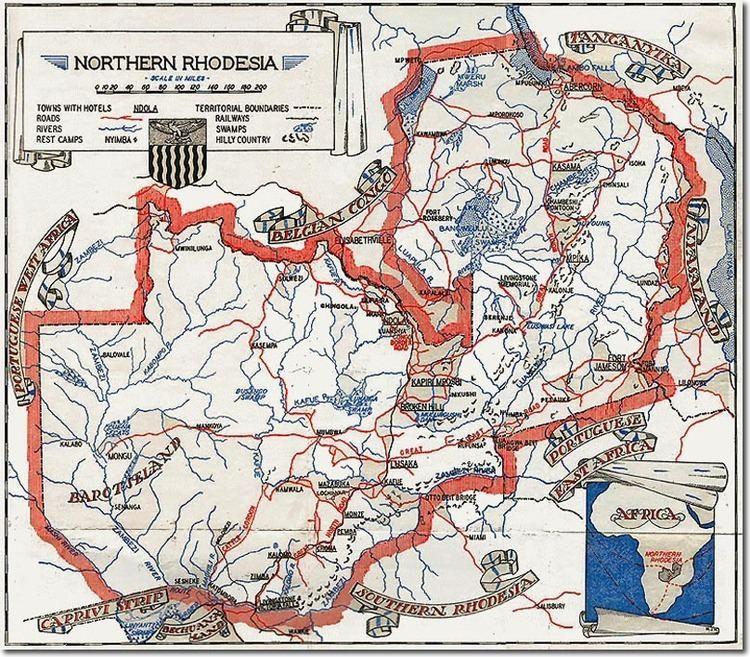 Northern Rhodesia Northern Rhodesia