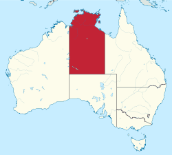 Northern Territory Wikipedia