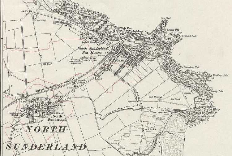 Northumberland in the past, History of Northumberland