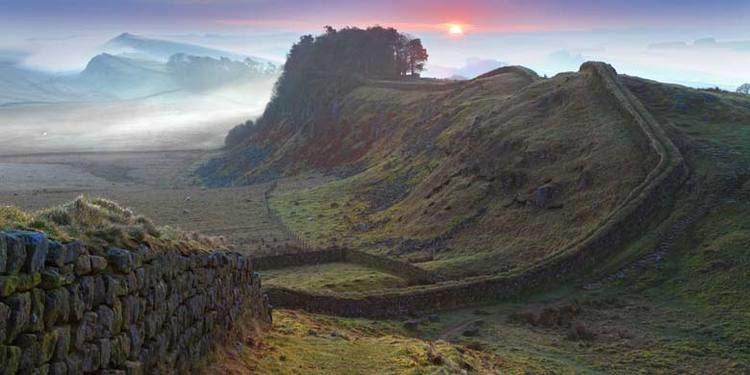 Northumberland Beautiful Landscapes of Northumberland
