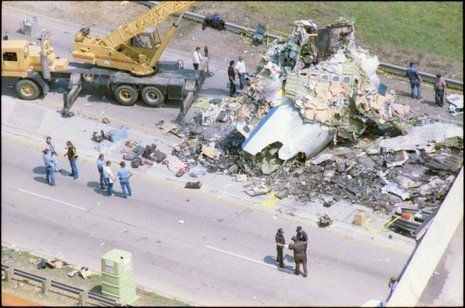 Northwest Airlines Flight 255 Northwest Flight 255 crash in 1987 Photos