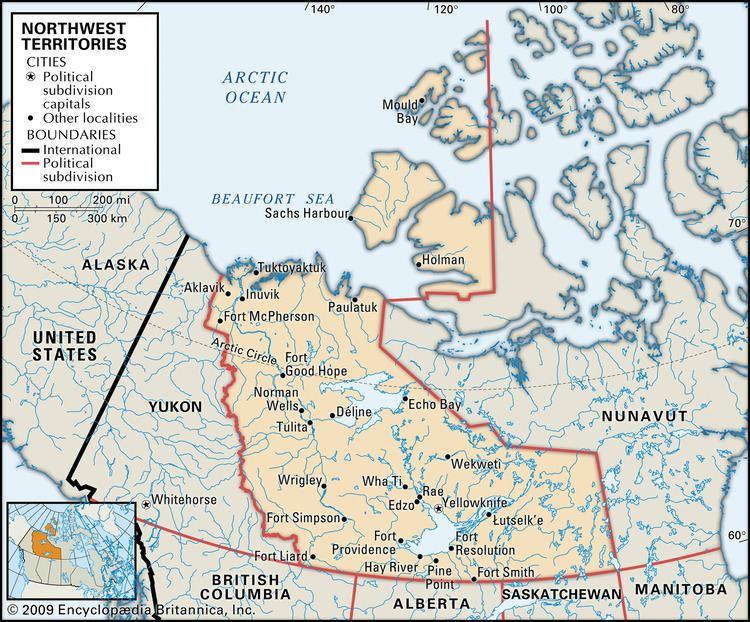 Northwest Territories Northwest Territories
