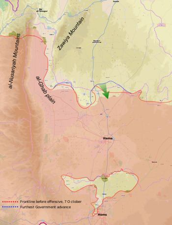 Northwestern Syria offensive (October–November 2015) httpsuploadwikimediaorgwikipediacommonsthu