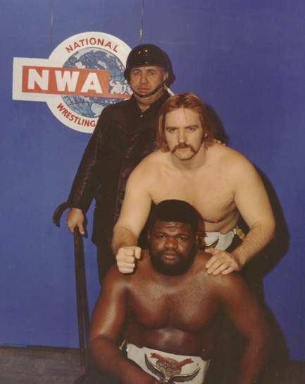 Norvell Austin Norvell Austin Online World of Wrestling